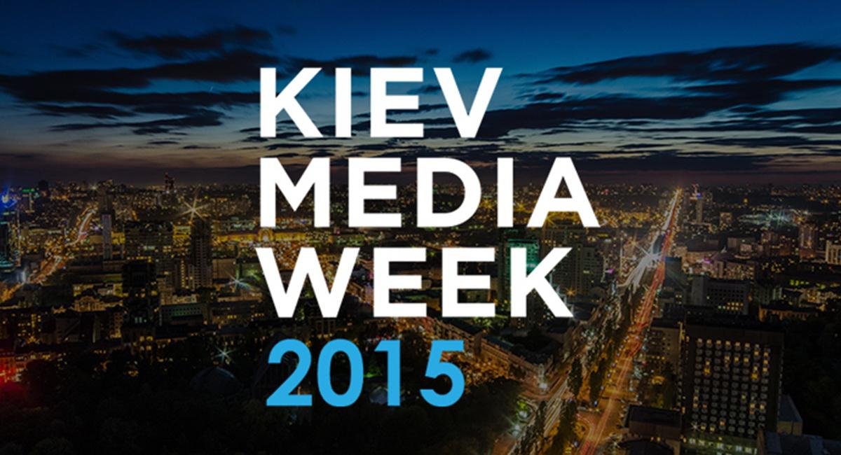 KIEV MEDIA WEEK 2015