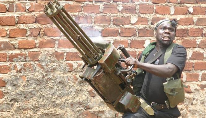 уганда кино