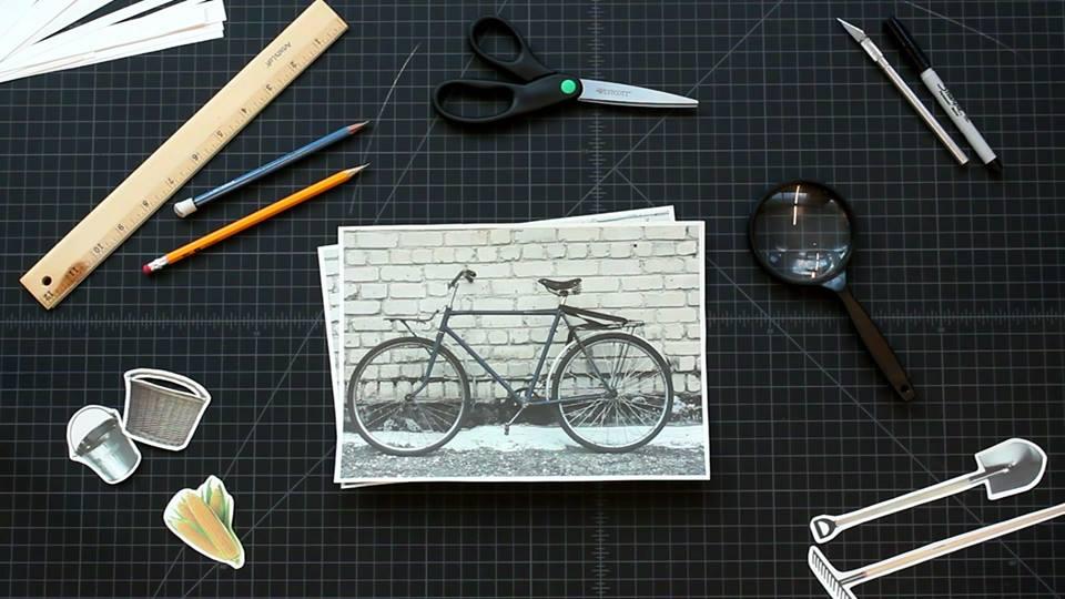 Велопортреты