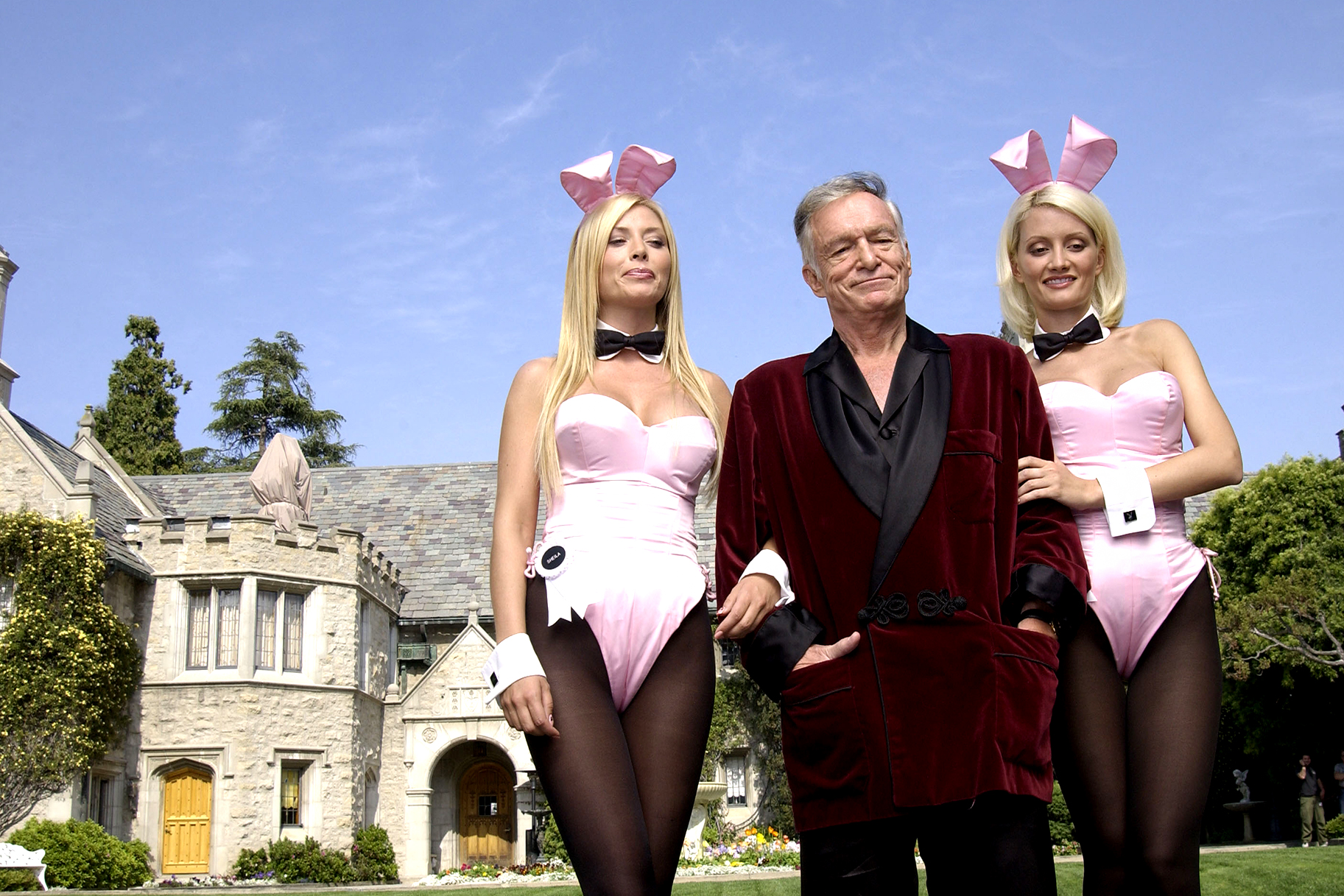 How Hugh Hefner's World Helped Donald Trump Get Into The White House