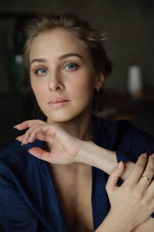 actress Yulia Yudina