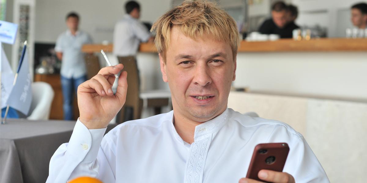 Александр Ягольник