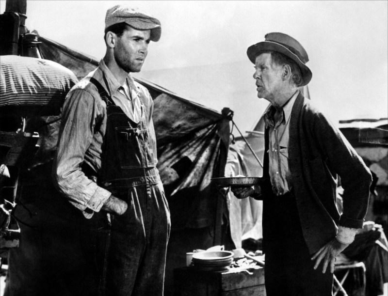 «Гроздья гнева» (1940) реж. Джон Форд