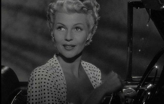 «Леди из Шанхая» (1947) реж. Орсон Уэллс