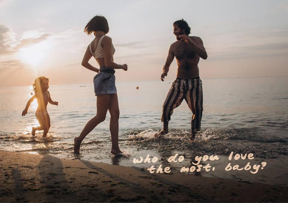 Тоня Ноябрьова - «Кого ти більше любиш?»