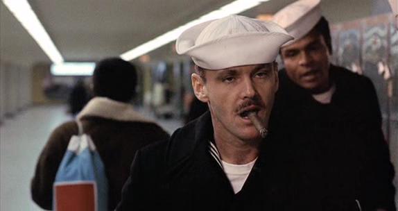 «Последний наряд» (1973) реж. Хэл Эшби