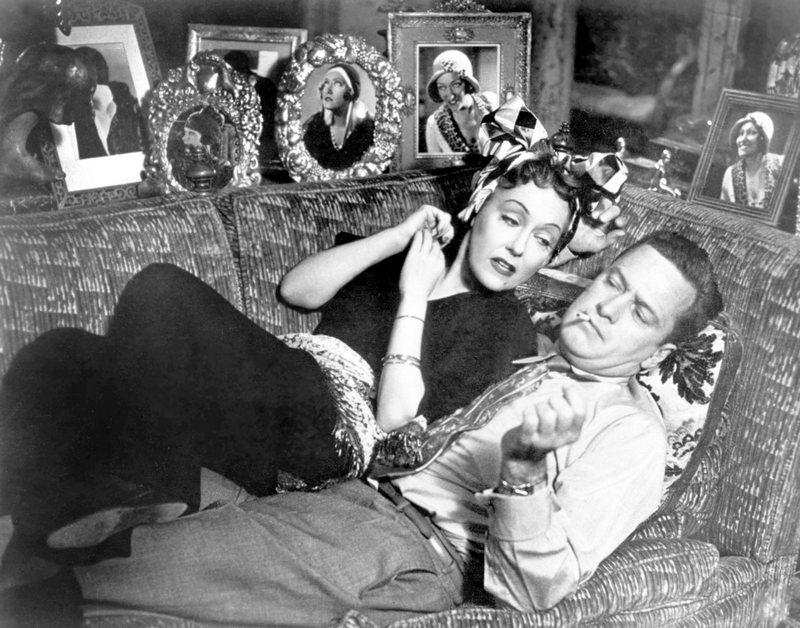«Бульвар Сансет» (1950) реж. Билли Уайлдер