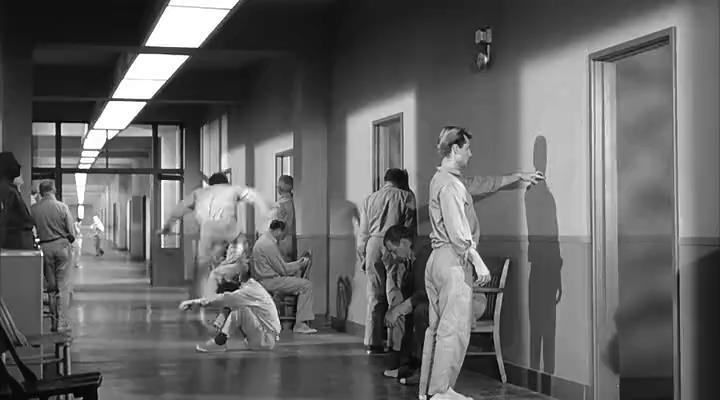 «Шоковый коридор» (1963) реж. Сэмюэл Фуллер