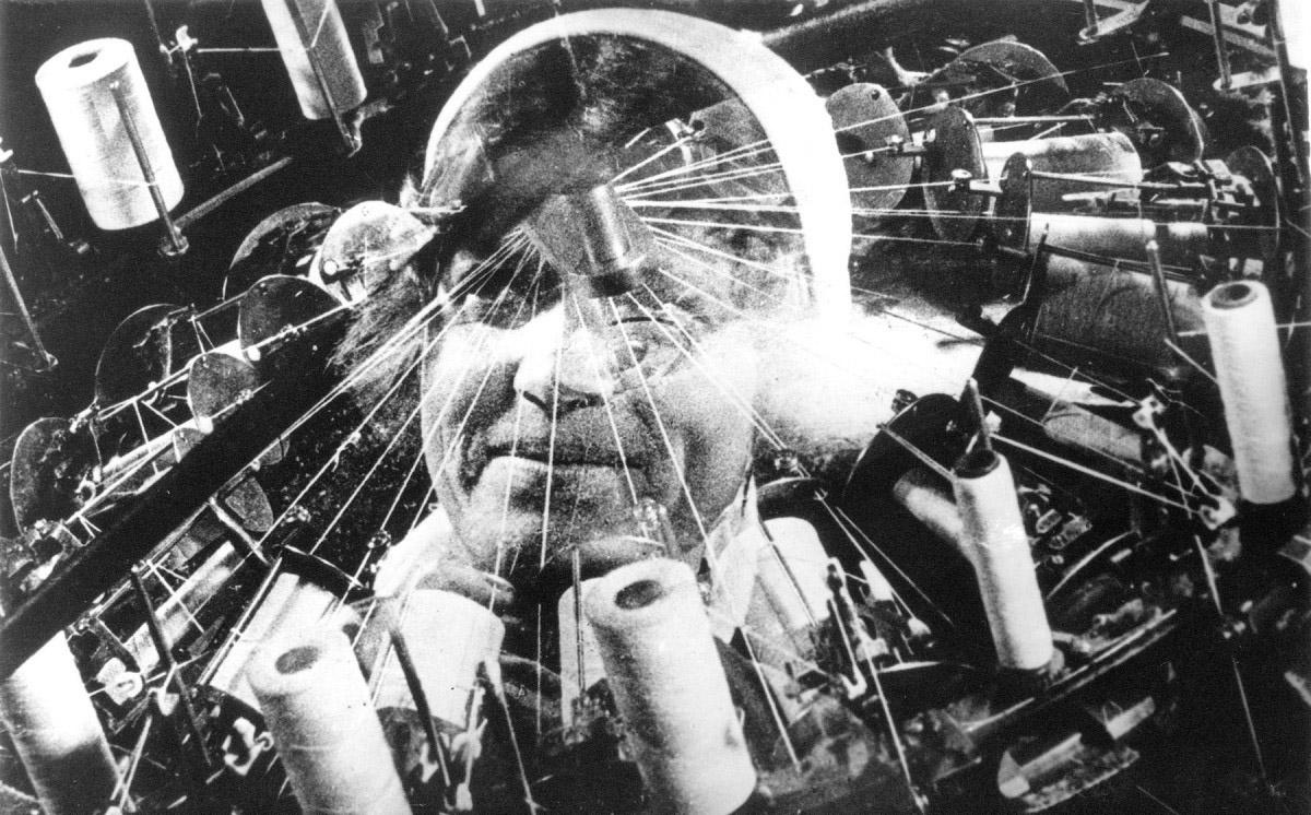 «Человек с киноаппаратом» (1929)
