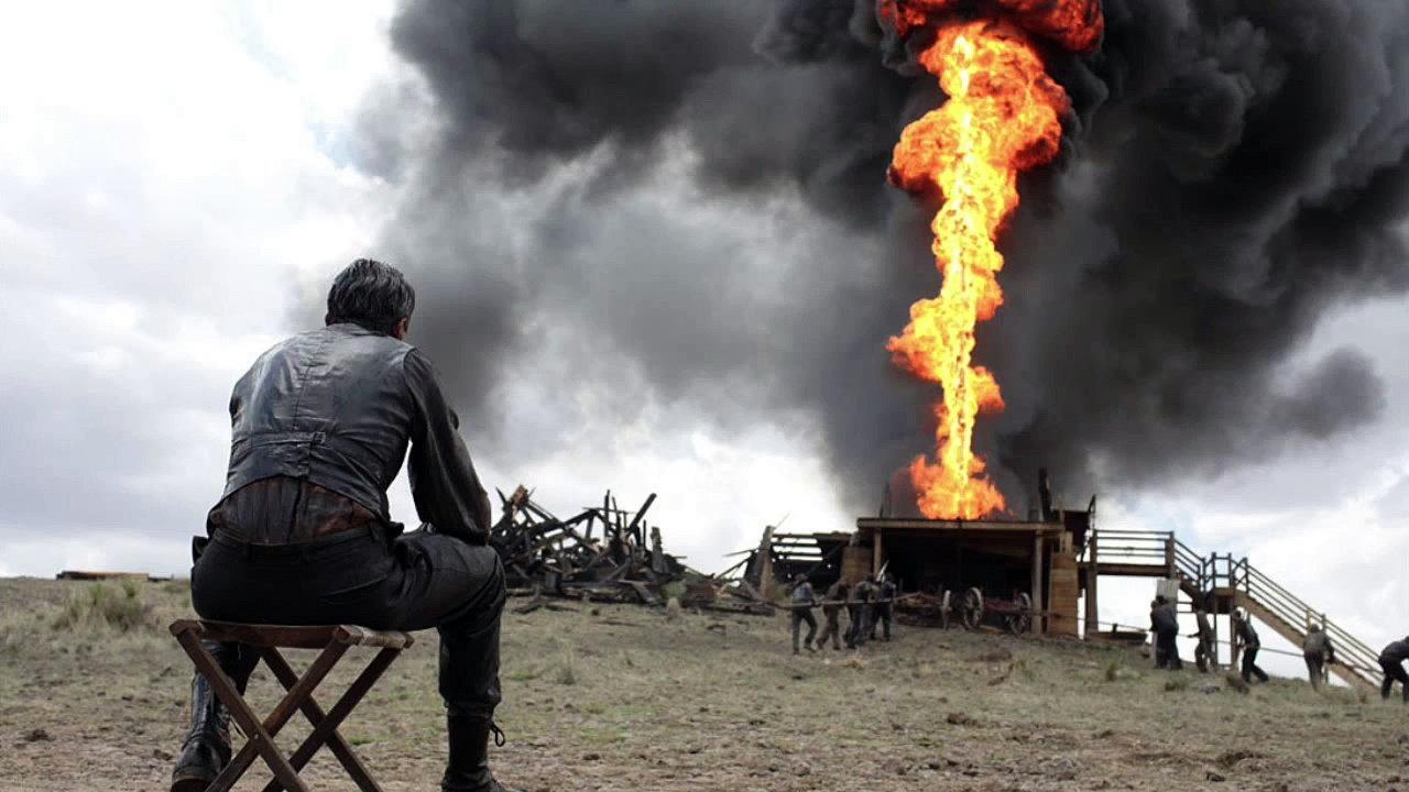 «Нефть» (2008) реж. Пол Томас Андерсон