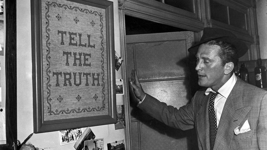 «Туз в рукаве» (1951) реж. Билли Уайлдер