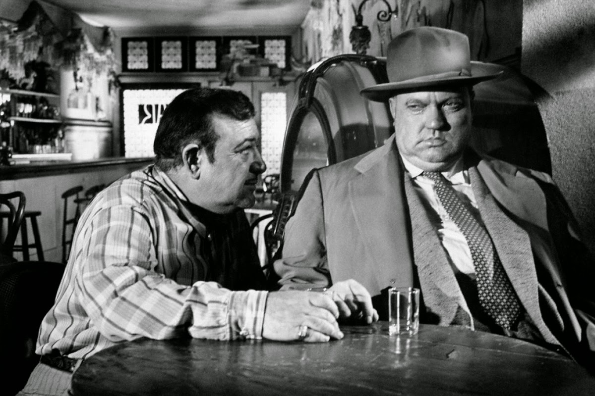 «Печать зла» (1958) реж. Орсон Уэллc