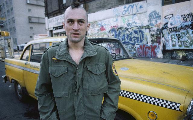 «Таксист» (1976) реж. Мартин Скорсезе