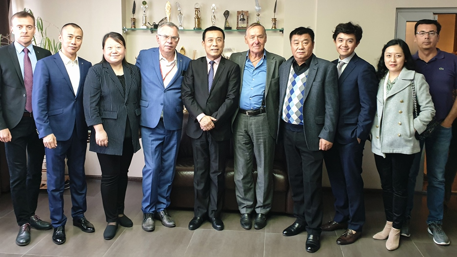 Star Media и China Film