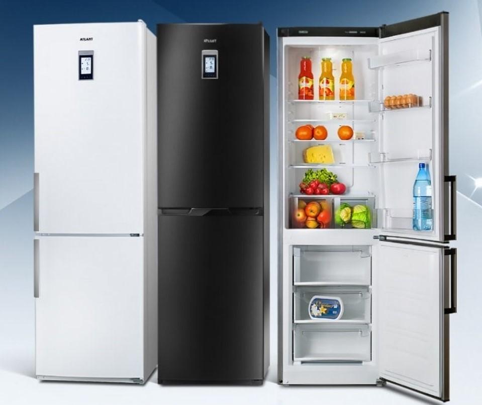 холодильники «Атлант»,