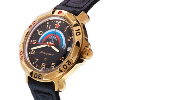 Наручные часы – часть имиджа делового человека