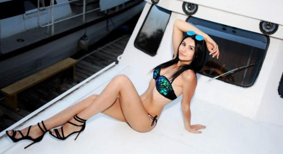 Порноактрисы из Украины - Nessa Shine