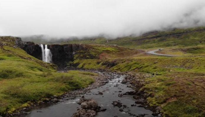 путешествие по Исландии с Антоном Птушкиным
