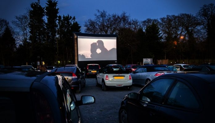 drive in cinema