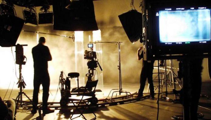 Съёмочная площадка