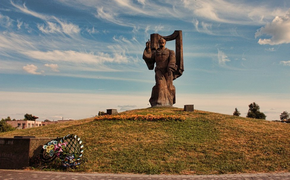 Пам'ятник Шевченку в Ковелі