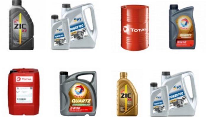 качественное моторное масло