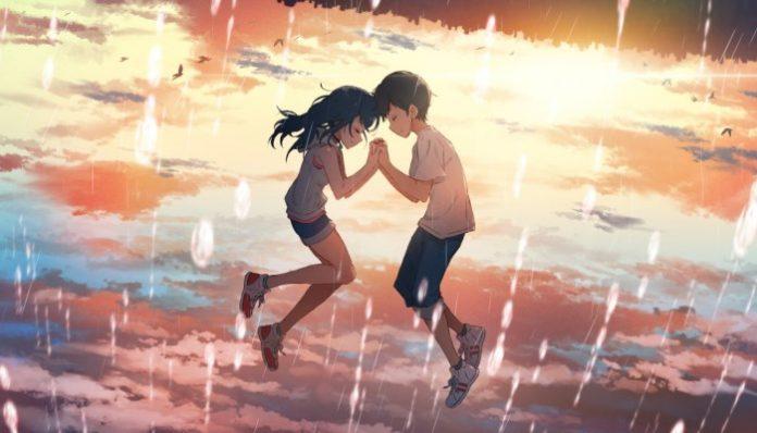 Романтические аниме