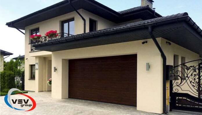 лучшие гаражные ворота