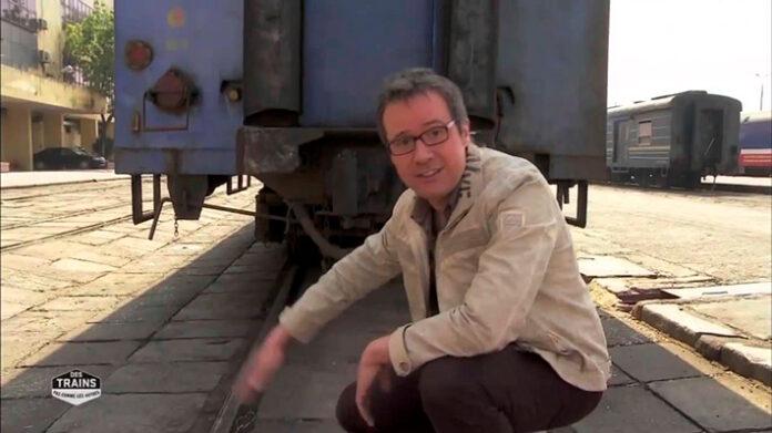 Под стук колес: Путешествие по всему миру на поездах