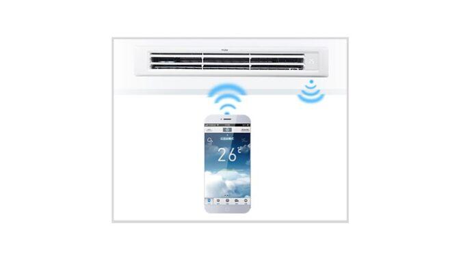кондиционер и с Wi-Fi управлением