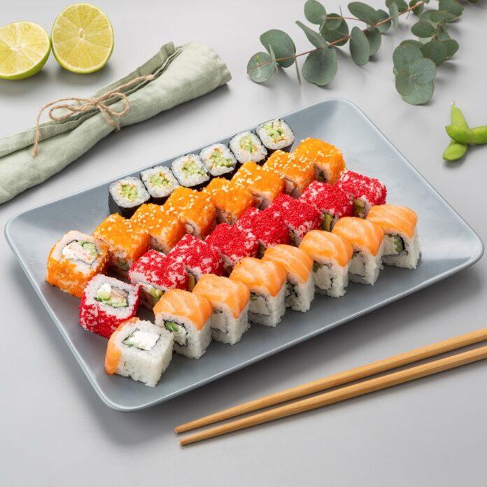 Доставка суши в Буче